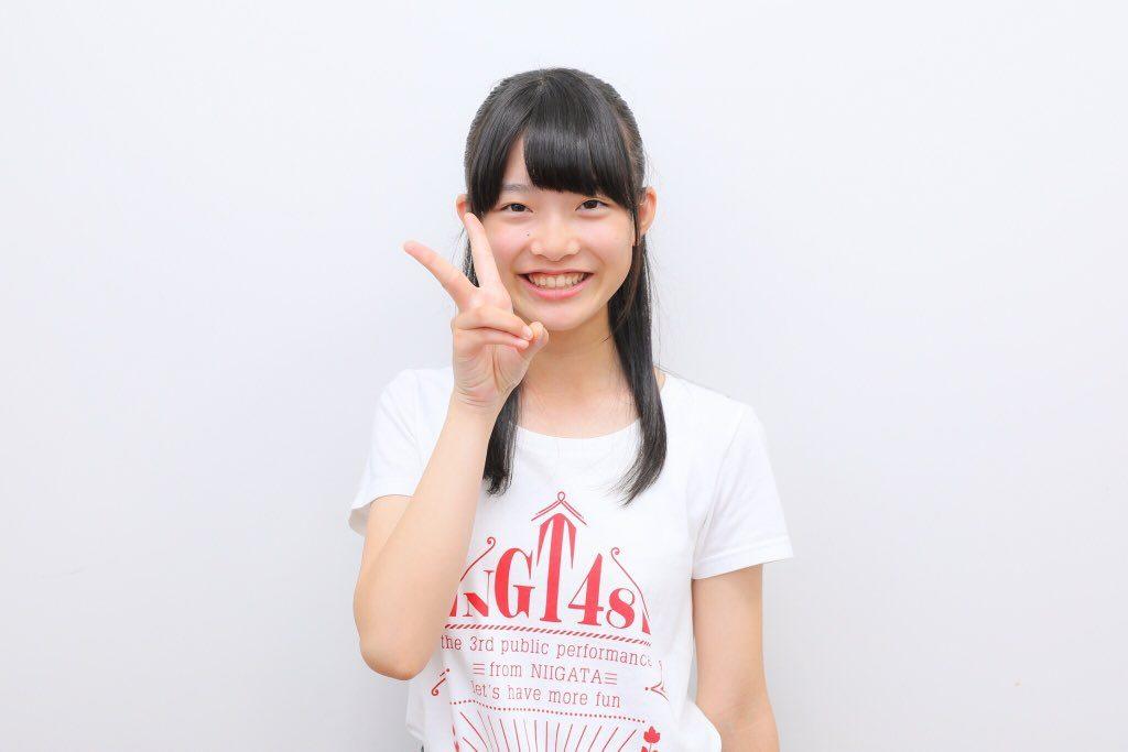 小越春花 (NGT48 2期生)