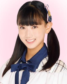徳永羚海 (AKB48チーム8) プロフィール