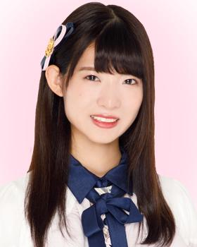 蒲地志奈 (AKB48チーム8) プロフィール